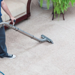 Removing Oil Stains in Carpets